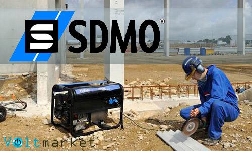 Бензогенераторы SDMO