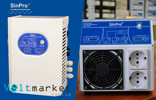 Источник бесперебойного питания SinPro серия S510
