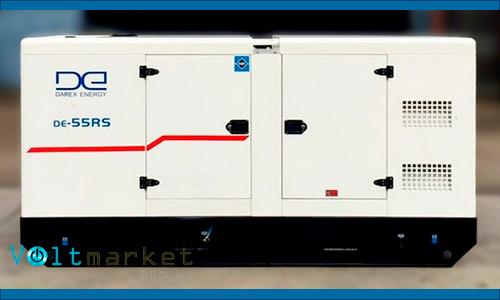 Дизельные генераторы Darex Energy