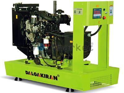 Дизельный генератор Dalgakiran DJ 23 PR