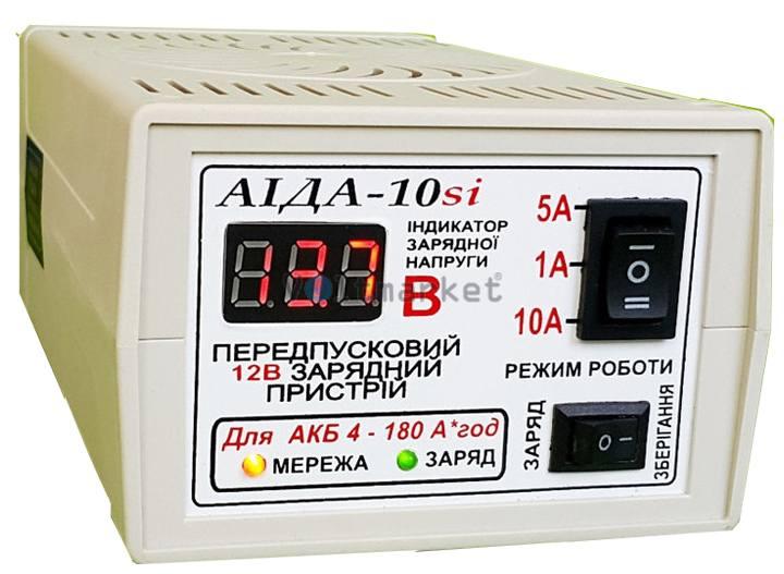 Зарядное предпусковое устройство АИДА-10Si