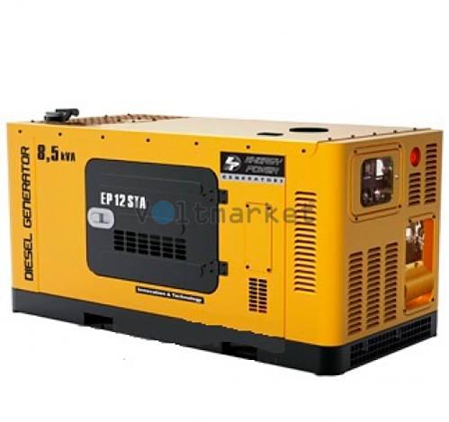 Дизельная электростанция ENERGY POWER EP12STA