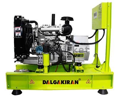 Дизельный генератор Dalgakiran DJ 13 NT