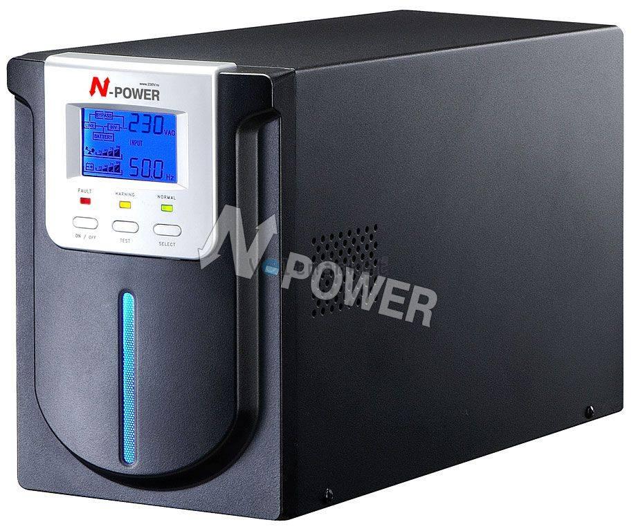 Источник бесперебойного питания N-Power MEV-1000