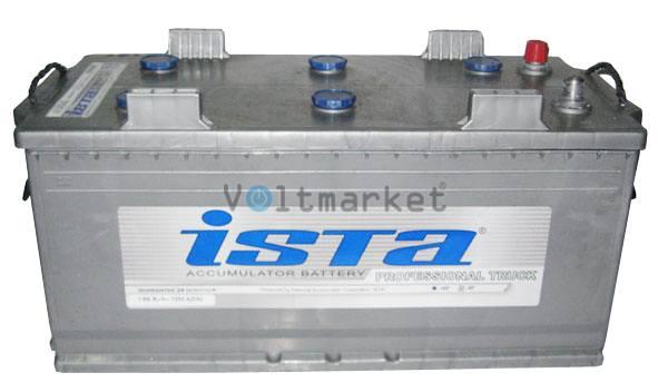 Аккумуляторная батарея ISTA ProfTruck 6СТ-190 A1 690 05 02 R+