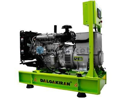 Дизельный генератор Dalgakiran DJ 33 NT
