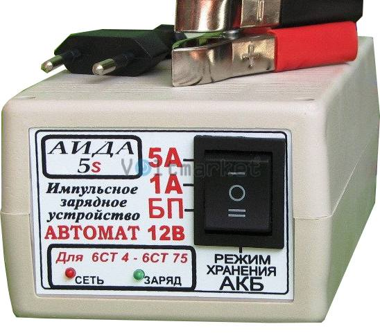 Зарядное предпусковое устройство АИДА-5S