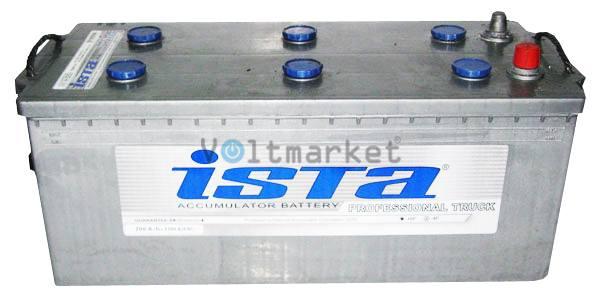 Аккумуляторная батарея ISTA ProfTruck 6СТ-200 A1 700 05 02 L+