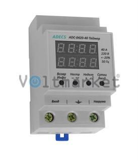 Реле времени ADECS ADC-0420-40