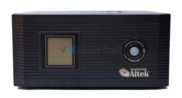 Источник бесперебойного питания ALTEK AXL-1000 - 800W/ 15А