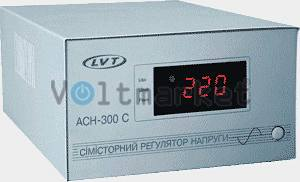 Симисторный стабилизатор напряжения LVT АСН-600С