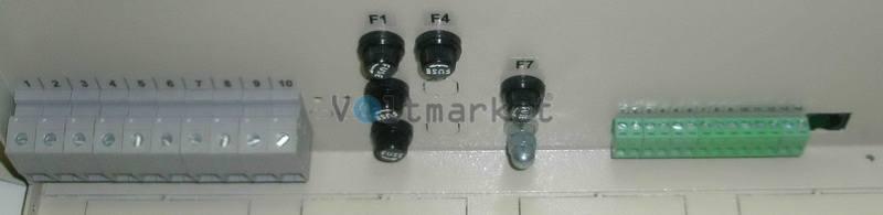 Контроллер автоматического ввода резервного питания Porto Franco АВР11-25СЕ