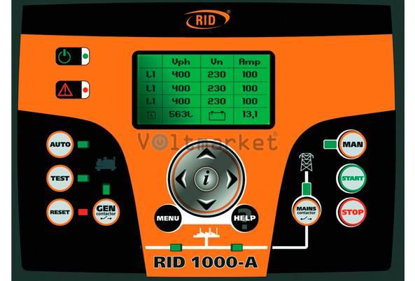 Дизельная электростанция RID 20 S-SERIES 500 L