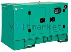 Дизельные электростанции CUMMINS C11 D5