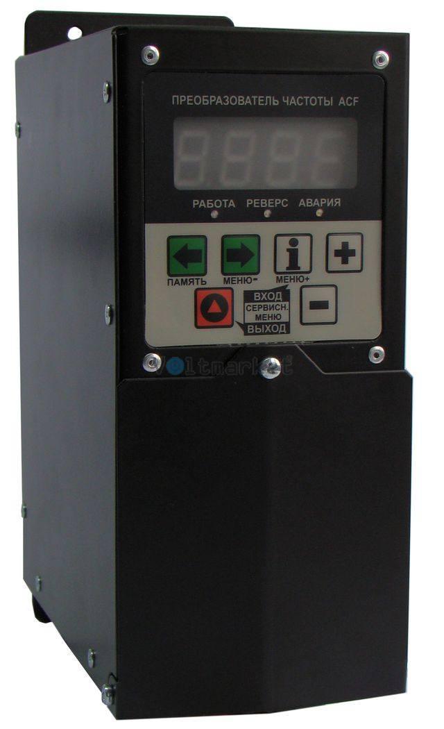 Преобразователь частоты АС Привод CFM210-3.3 kva