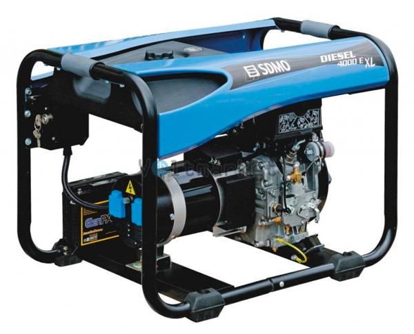 Дизельные генераторы для дома