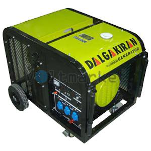 Бензиновый генератор Dalgakiran DJ 14000 BG-TE