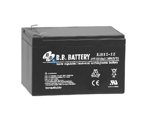 Аккумуляторная батарея B.B. Battery EB12-12