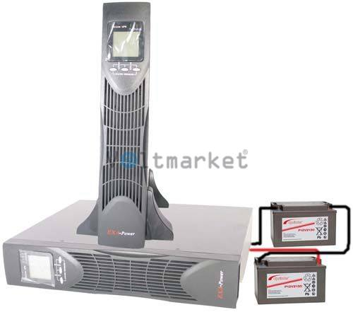 Источник бесперебойного питания EXA-Power EXA 1000 RTL