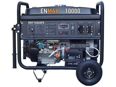 Бензиновая электростанция ENMAX HHY10000FE