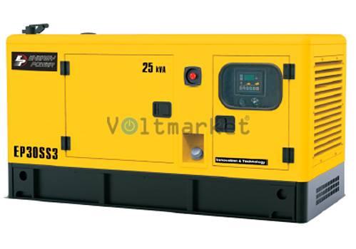 Дизельная электростанция ENERGY POWER EP30SS3