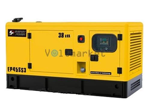 Дизельная электростанция ENERGY POWER EP45SS3