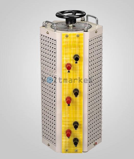 Лабораторный автотрансформатор регулируемый Элим ЛАТР-3-30