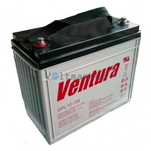 Аккумуляторные батареи Ventura GPL 12-134