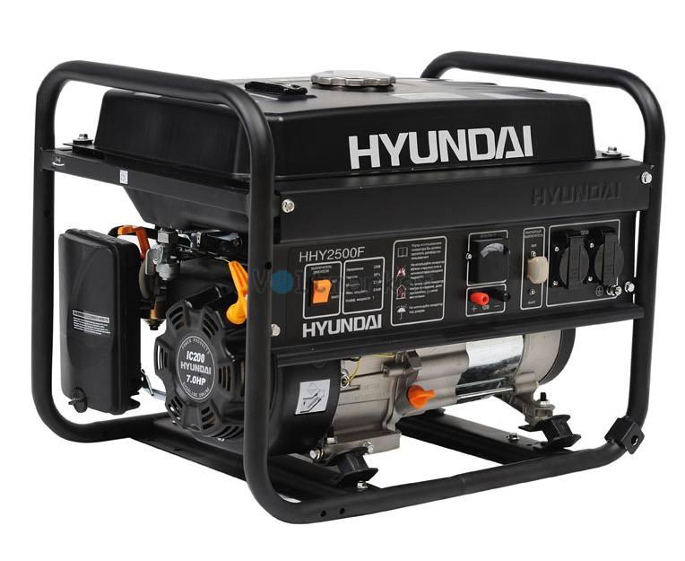 Бензиновая электростанция Hyundai HHY2500F