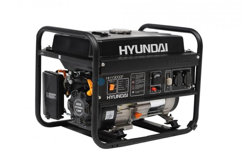 Бензиновая электростанция Hyundai HHY3000F