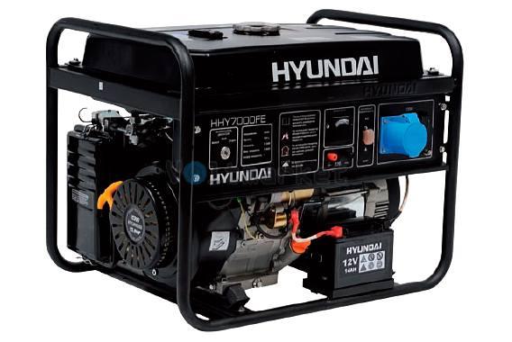 Бензиновые генараторы Hyundai