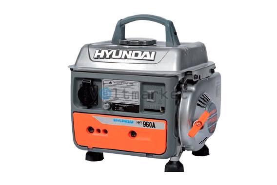 Бензиновая электростанция Hyundai HHY960A