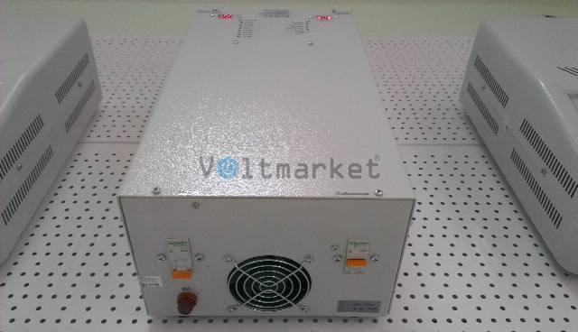 Электронный однофазный стабилизатор напряжения PHANTOM VS-10 (модель VS-724)