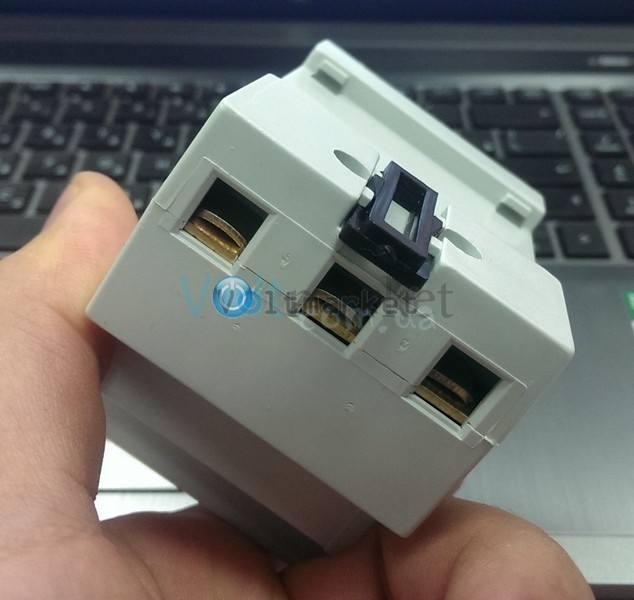 Устройство защиты сети однофазное ADECS ADC-0110-63