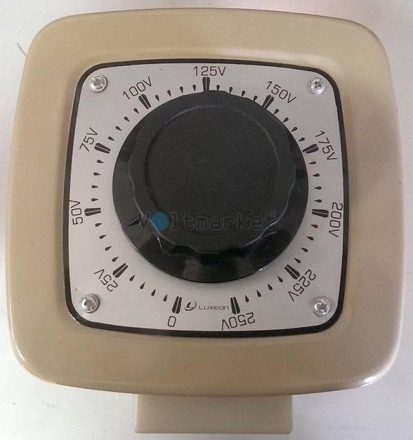 Лабораторный автотрансформатор однофазный LUXEON ЛАТР-10 кВа