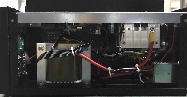 Источник бесперебойного питания RUCELF UPI-1000-12-EL V2.0