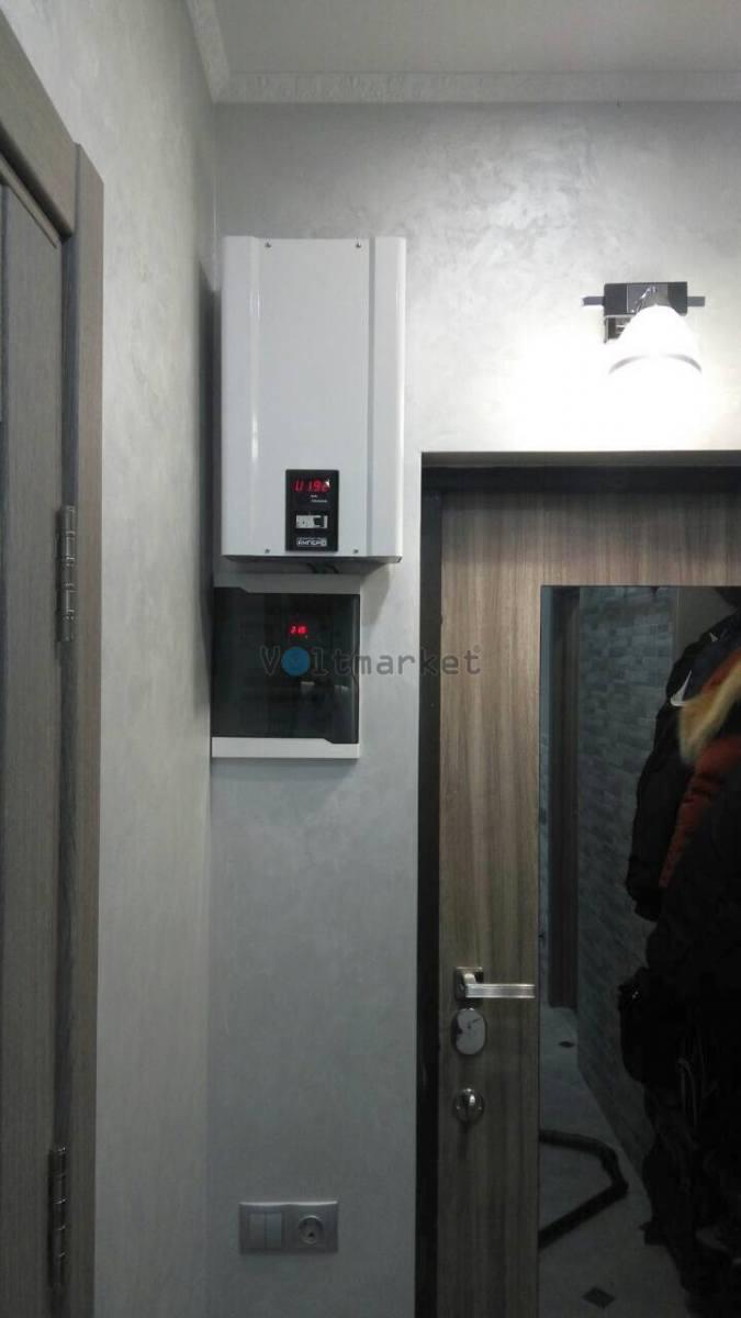 Электронный стабилизатор напряжения ЭЛЕКС АМПЕР  Т У 16-1/32 v2.0