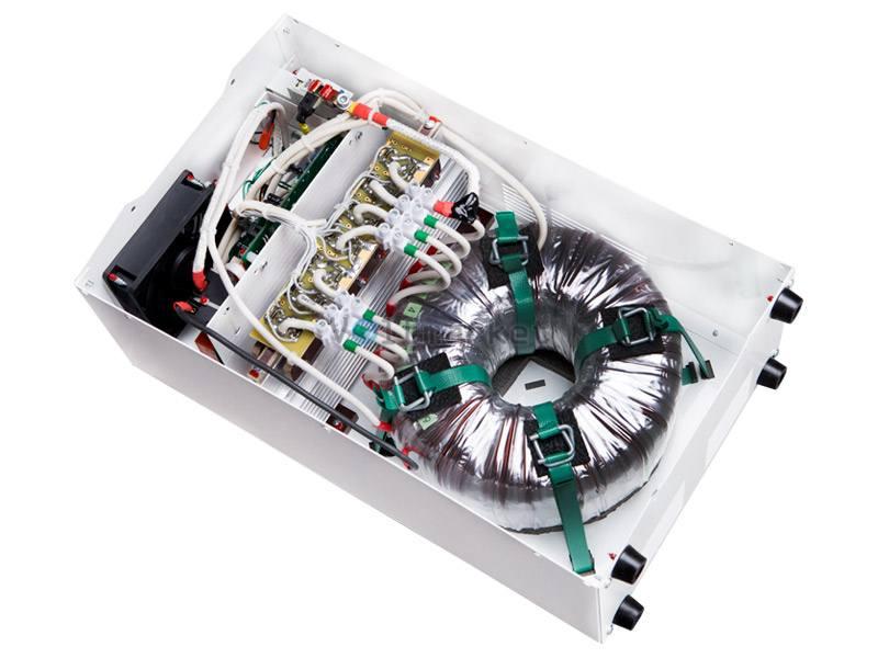 Стабилизатор напряжения ALLIANCE ALSW-8 Smart W