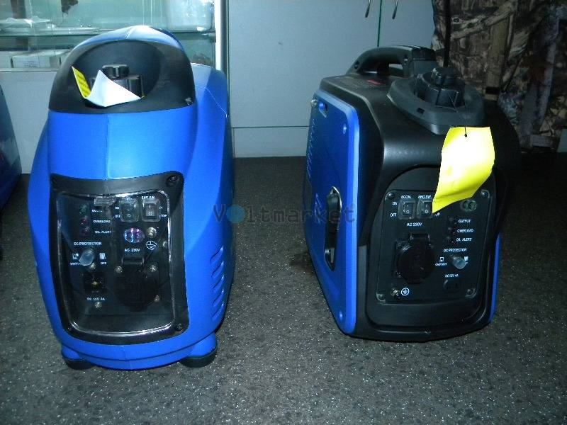 Инверторный бензогенератор Weekender D1800i