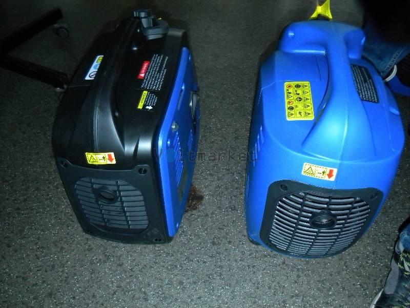 Инверторный бензогенератор Weekender X1200i