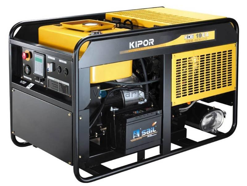 Дизельная электростанция KIPOR KDЕ19ЕA