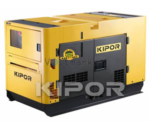 Дизельная электростанция KIPOR KDE60SSО3