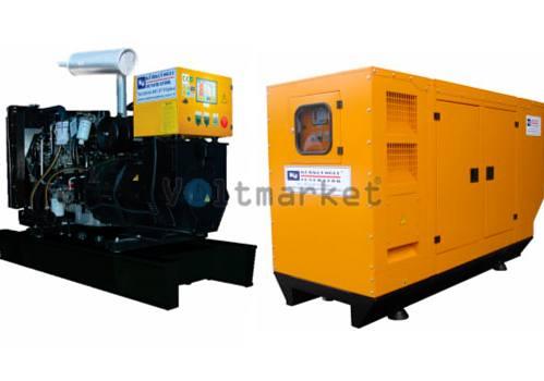 Дизельная электростанция  KJ POWER KJL-35