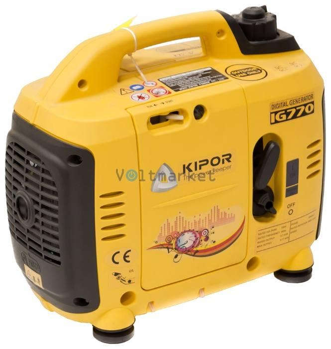 Инверторный генератор KIPOR IG770
