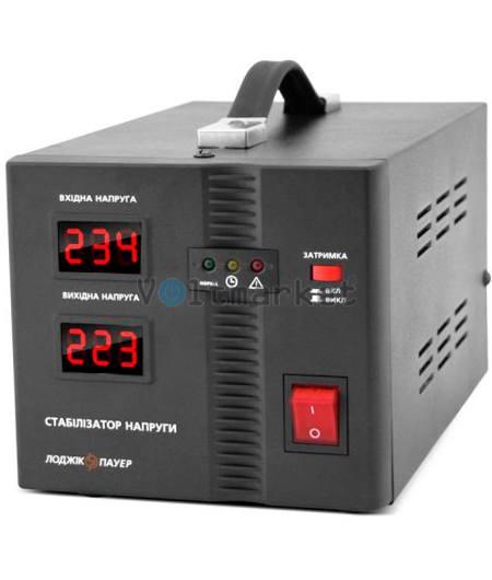 Однофазные сервоприводные стабилизаторы напряжения LOGICPOWER LPH-500SD