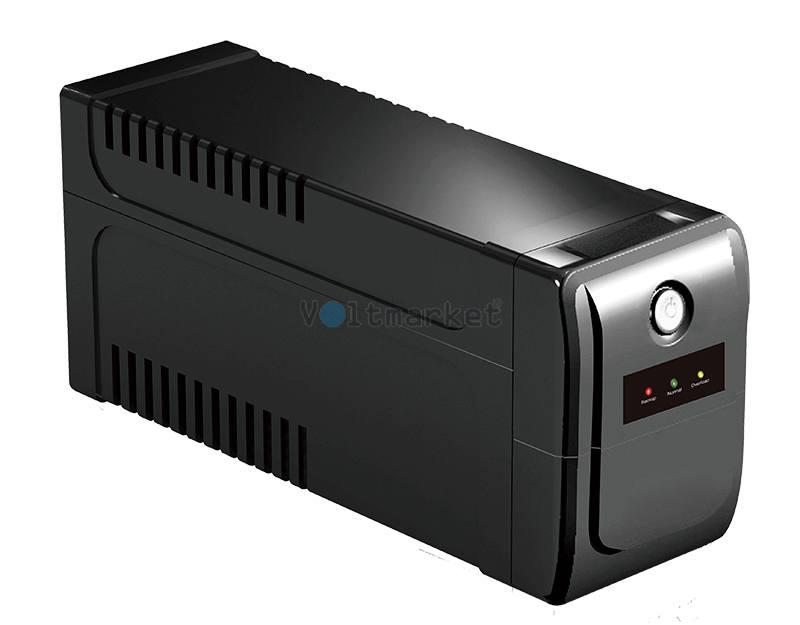ИБП LOGICPOWER LPM-825VA-P