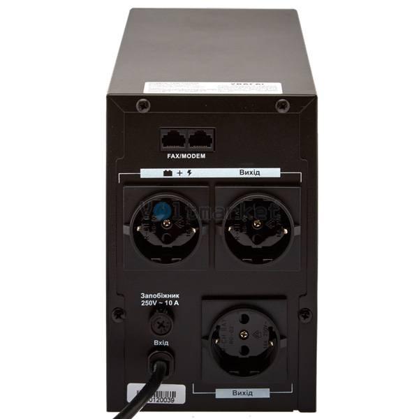 Бесперебойник LOGICPOWER LPM-L1550VA