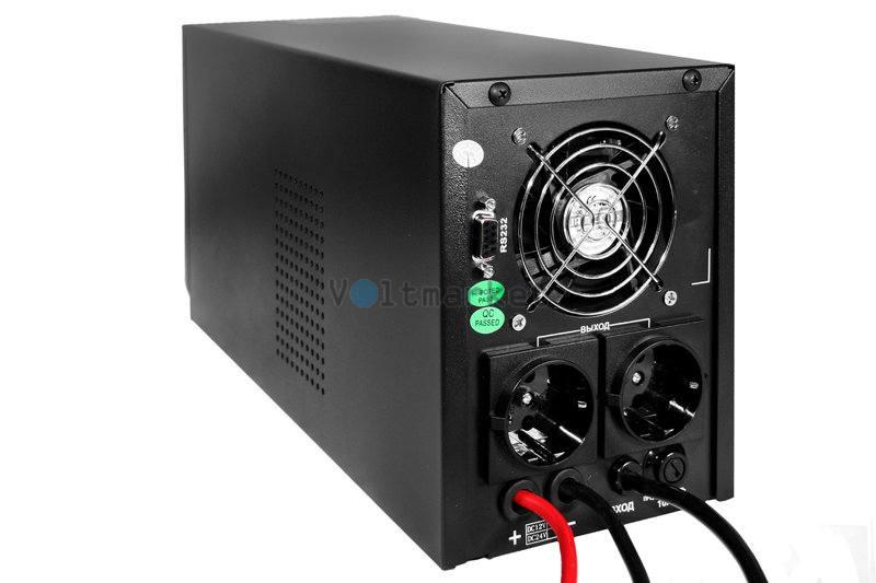 Источники бесперебойного питания LogicPower LPM-PSW-800Va