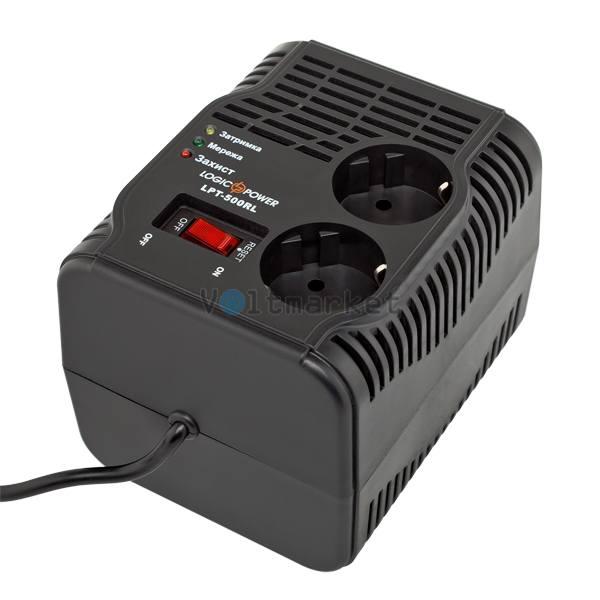 релейный стабилизатор LogicPower LPT-500RL