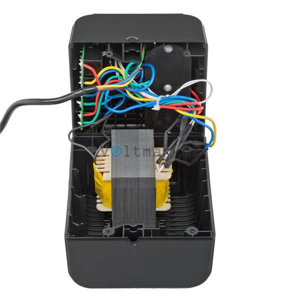Как устроен стабилизатор напряжения LogicPower LPT-500RL